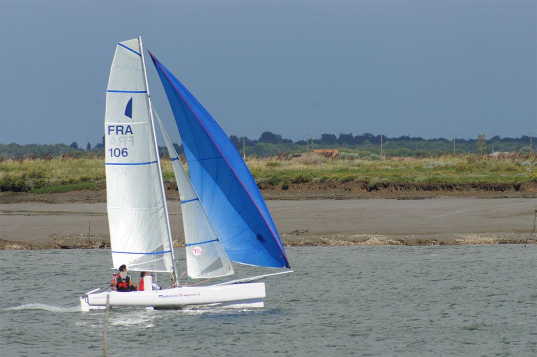 bateau en Seudre